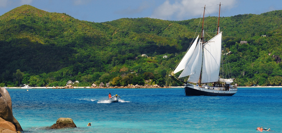 Staytravelling PS Sea Pearl Sailing Seychellen