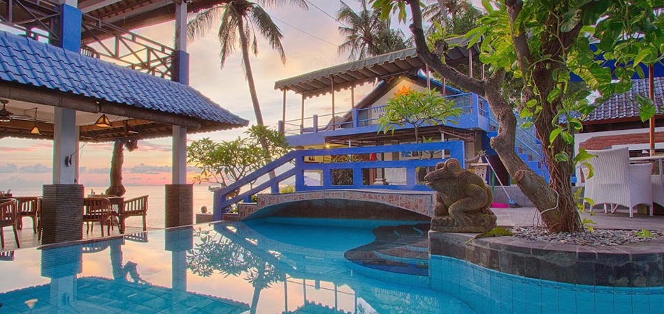Staytravelling Bali Matahari Pool