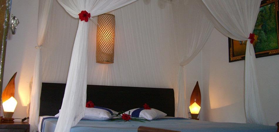 Staytravelling Bali Matahari Zimmer