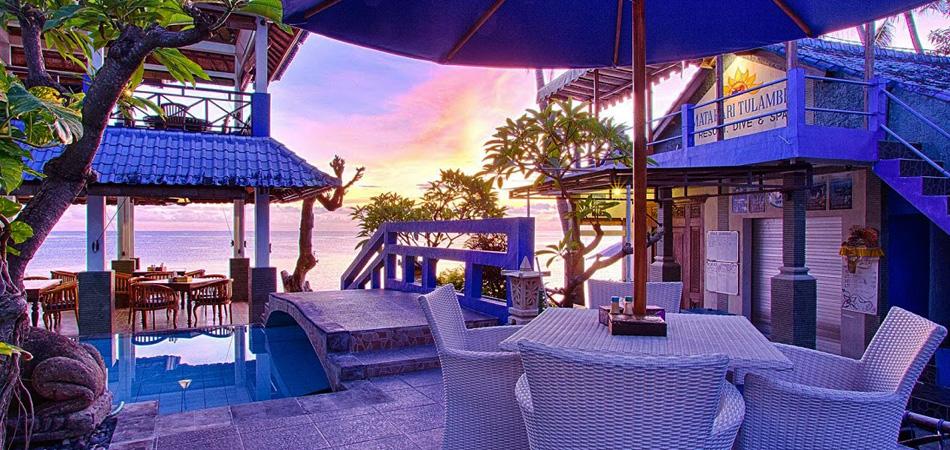 Staytravelling Matahari Poolbereich