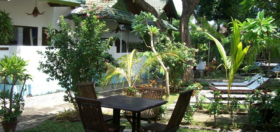 Staytravelling Matahari Tulamben Garten