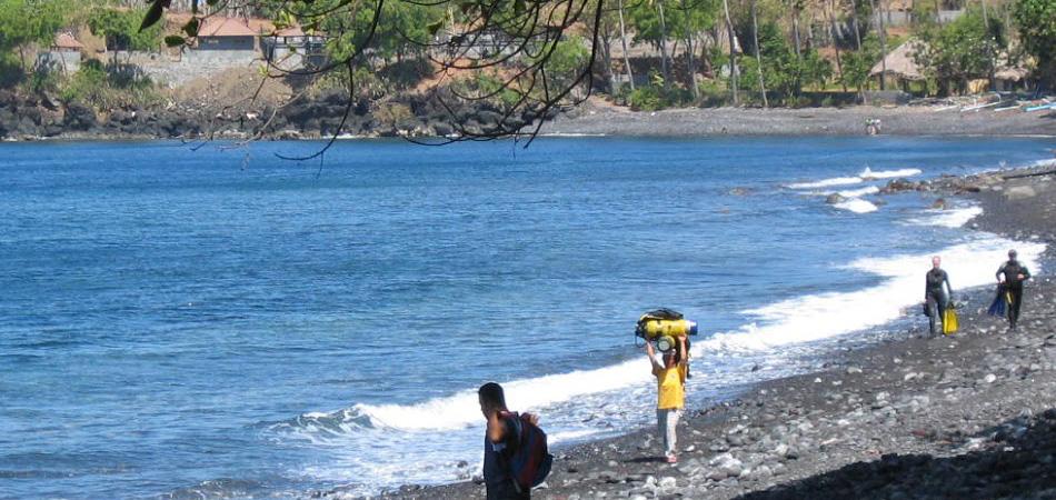 Staytravellintg Bali Tulamben Strand