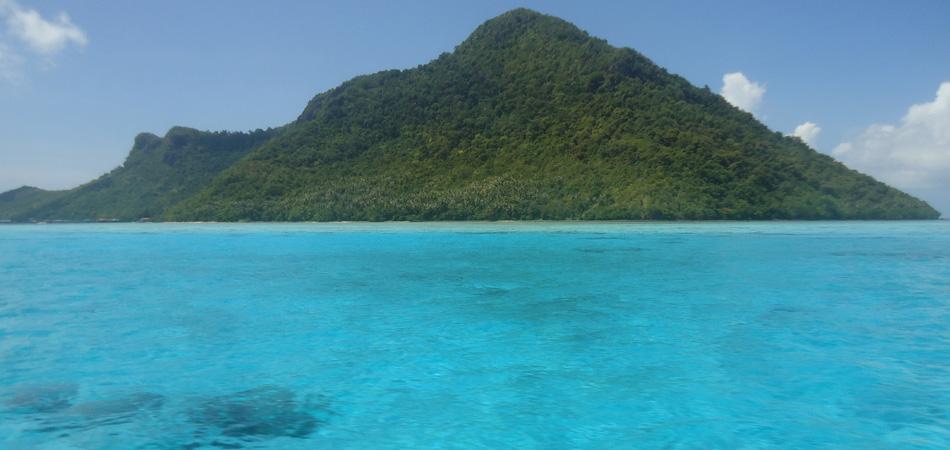 Staytravelling Borneo Bohey Duland Island