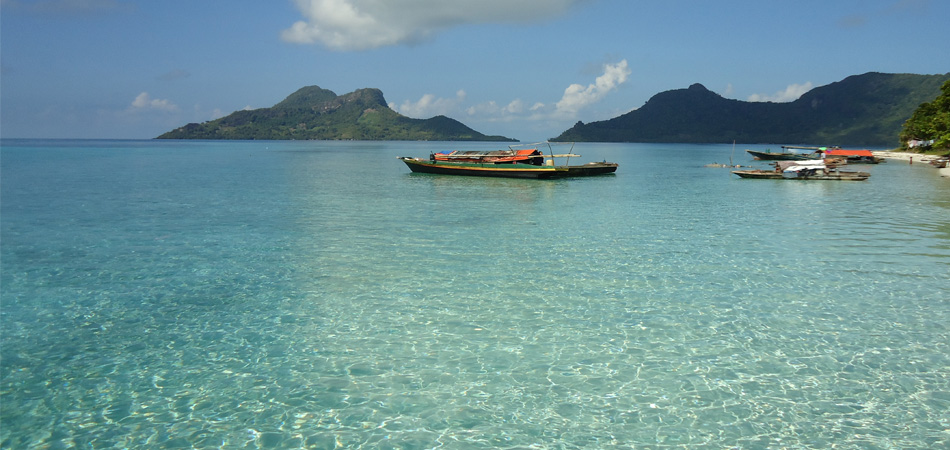 Staytravelling Borneo Mantabuan Island