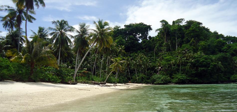 Staytravelling Borneo Siamil Strand