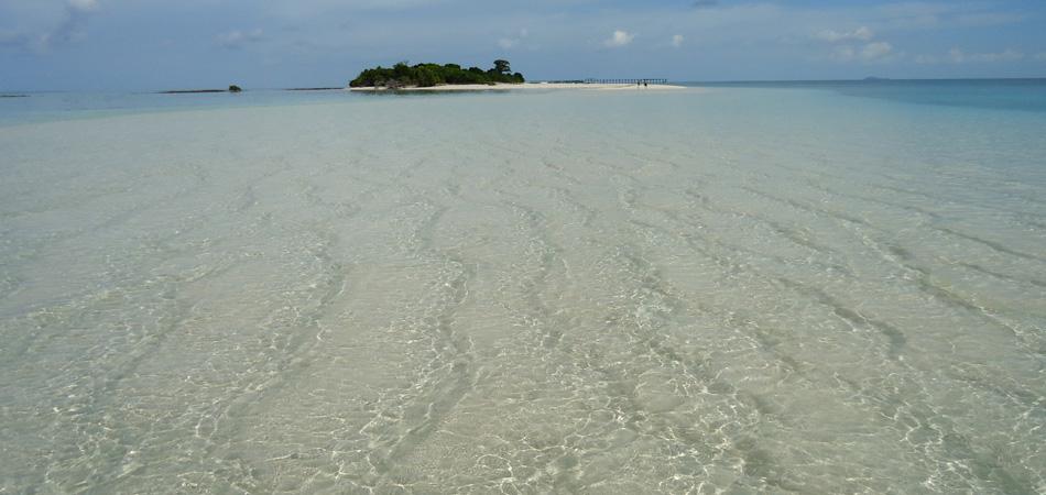 Staytravelling Borneo Timba Timba Strand