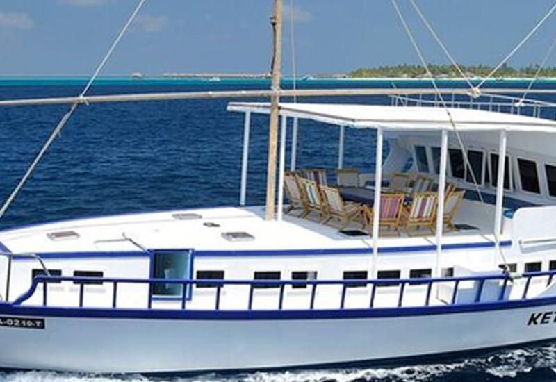 Malediven Dhoni Cruise Safari