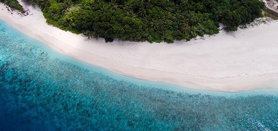 Staytravelling Aveyla Malediven Strand
