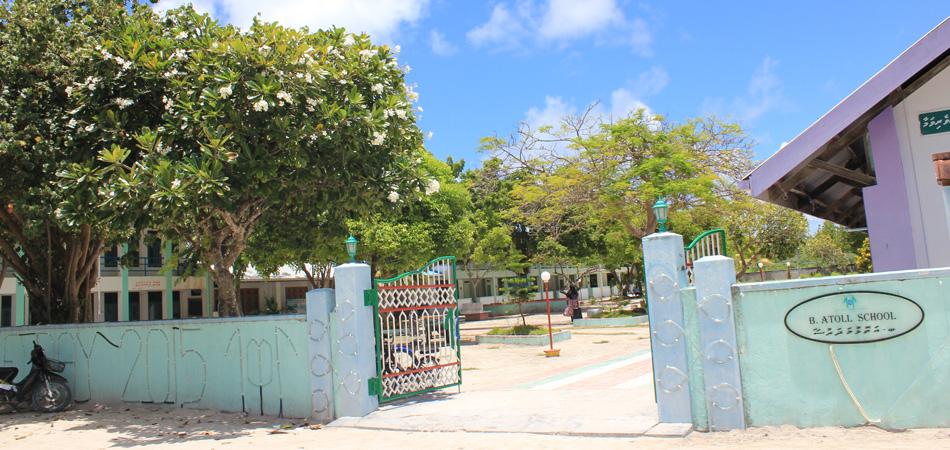 Staytravelling Dharavandhoo School