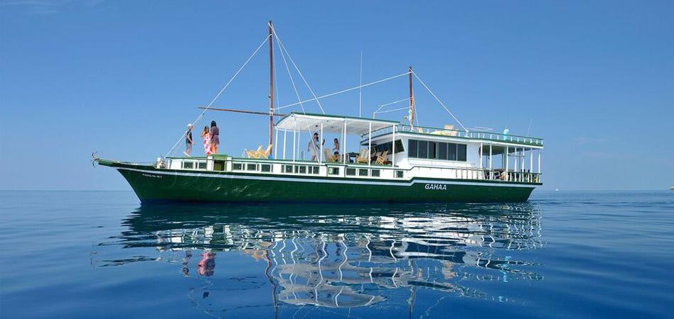 Staytravelling Gahaa Malediven Dhoni Cruise Safari