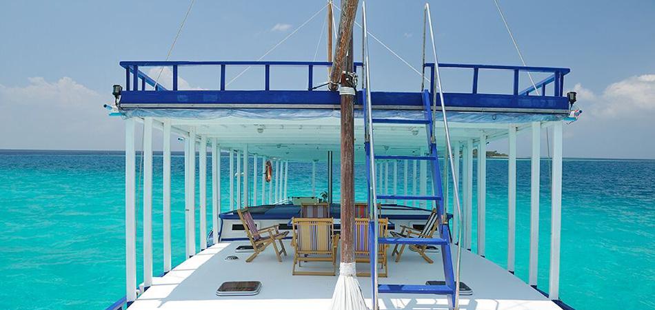 Staytravelling Gulfaam Maldives