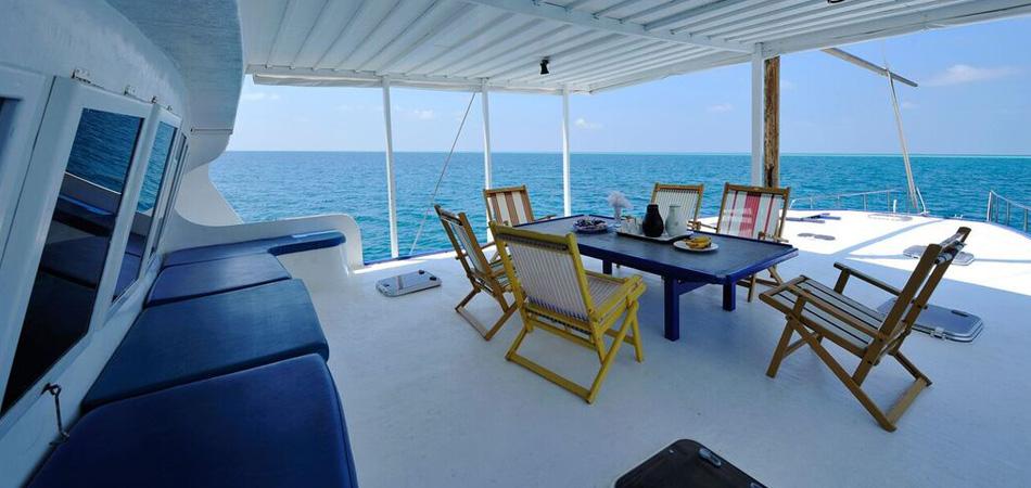 Staytravelling Kethi Malediven Cruising