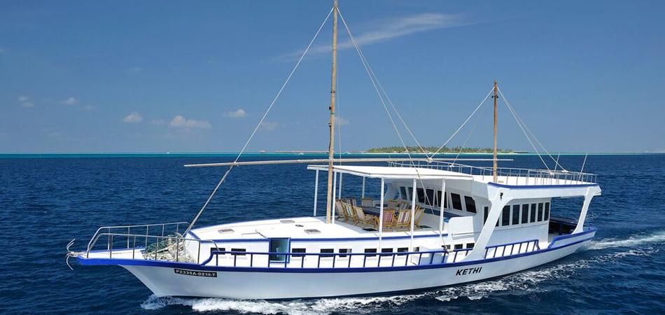 Staytravelling Kethi Malediven Safari Schnorcheln