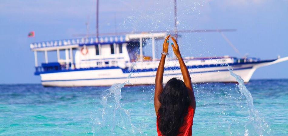 Staytravelling Koimala Maldives
