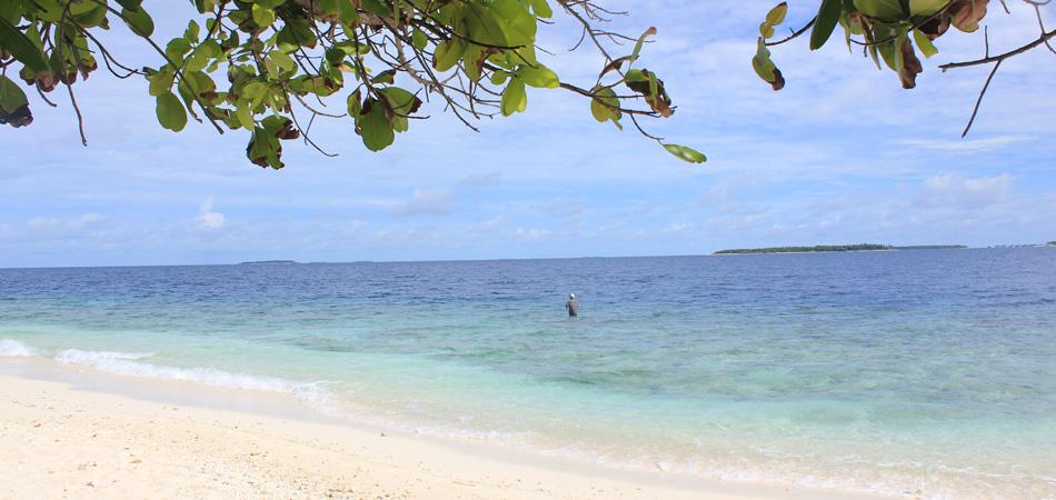 Staytravelling Malediven Fischermann