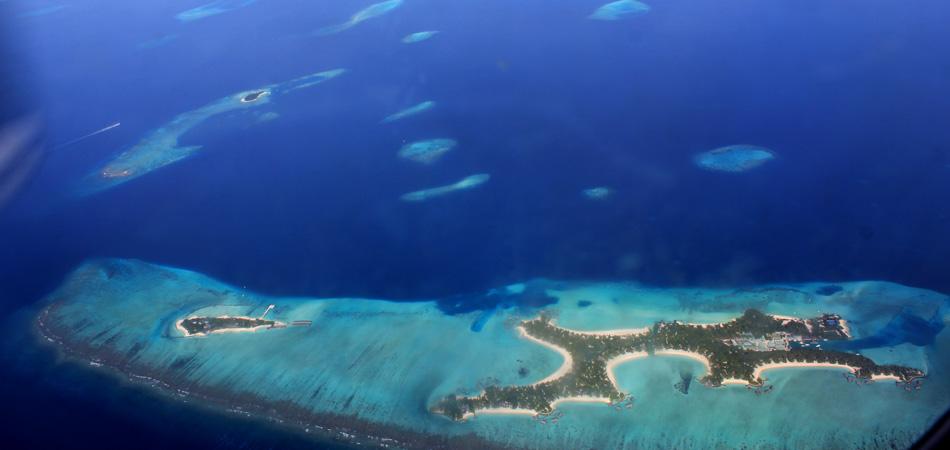 Staytravelling Malediven Flug