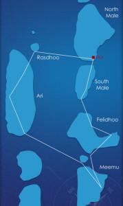 Central Atolls 9 nights