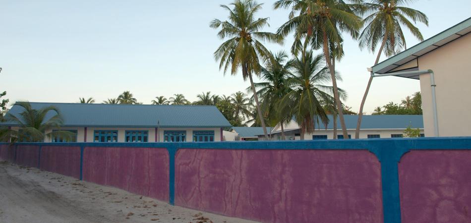 Staytravelling Malediven Dhigurah Dorf
