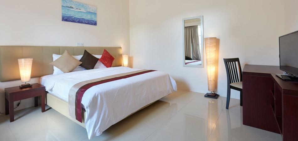 Staytravelling Malediven Dhigurah TME Hotel