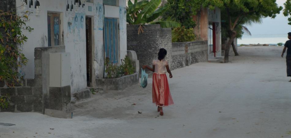 Staytravelling Malediven Einheiischen Insel Dhigurah