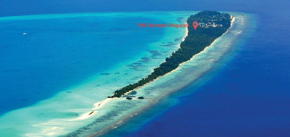Staytravelling Malediven TME Dhigurah
