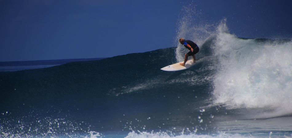 Staytravelling Malediven Surftrip