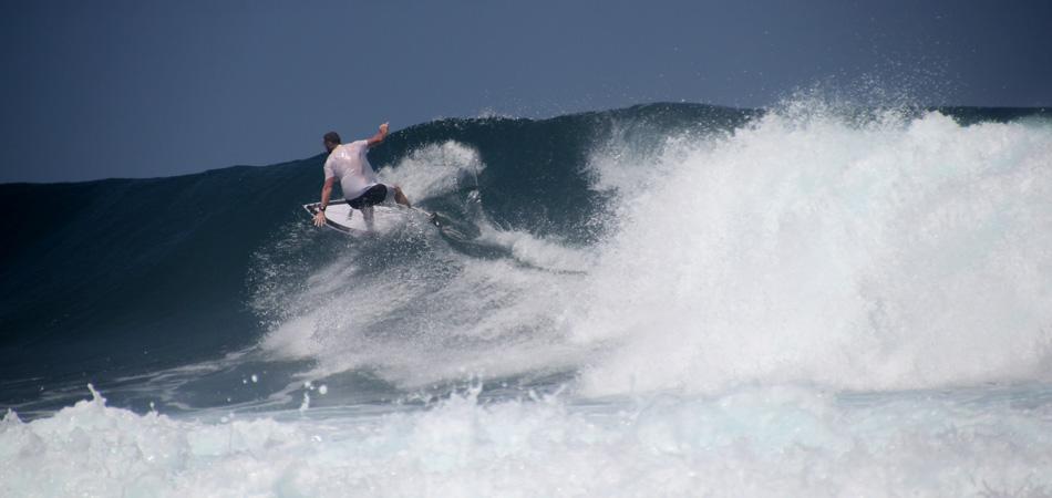 Staytravelling Surfen Malediven
