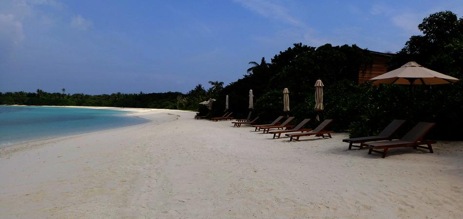 Staytravelling Haminaadhoo Malediven Barefoot