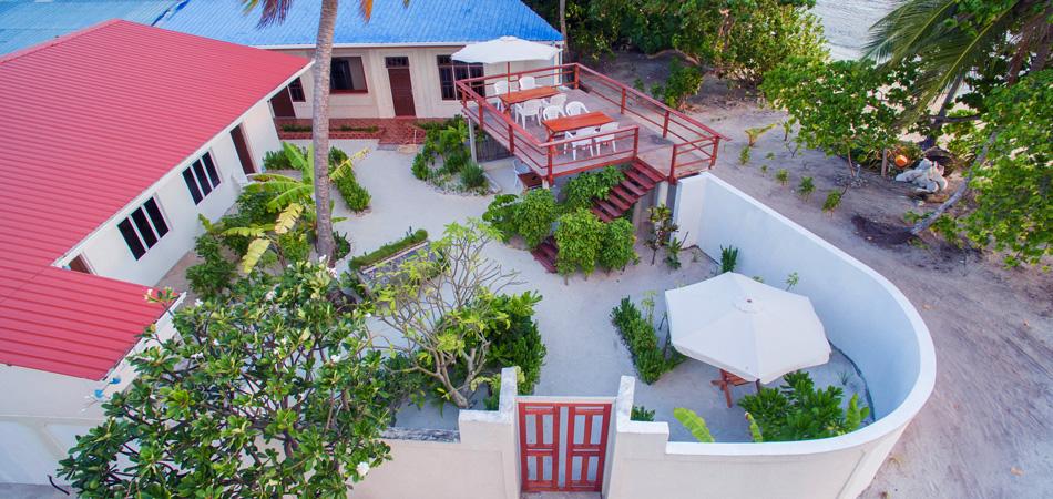 Staytravelling Malediven Dhangethi