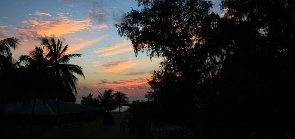 Staytravelling Malediven Rasdhoo Local Island