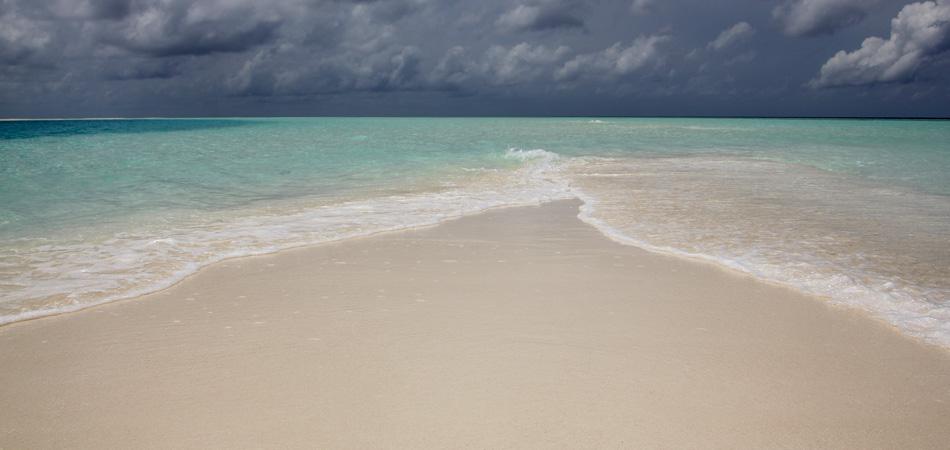 Staytravelling Malediven Rasdhoo Local Sandbank