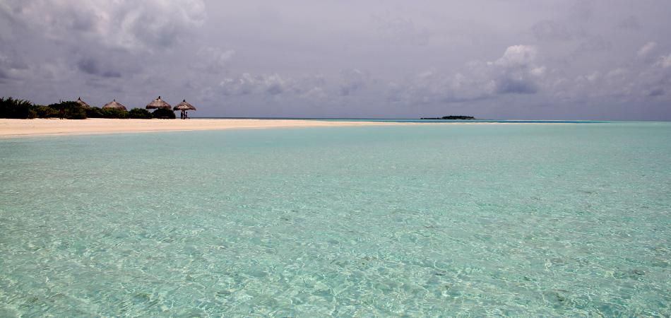 Staytravelling Malediven Rasdhoo Sandbank Ausflug