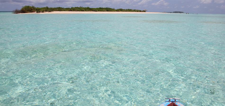 Staytravelling Malediven Rasdhoo Sandbank Picnic