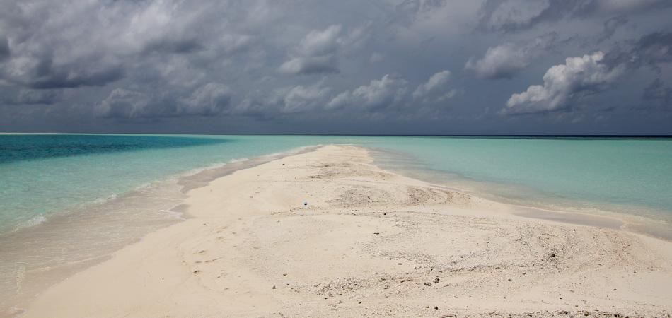 Staytravelling Malediven Rasdhoo Sandbank Trip
