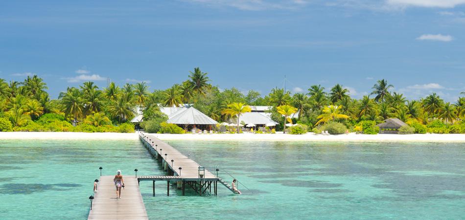 Staytravelling Malediven Resort Luxus