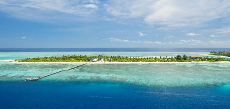 Staytravelling Malediven Resort Urlaub