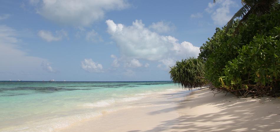 Staytravelling Rasdhoo Bikini Beach