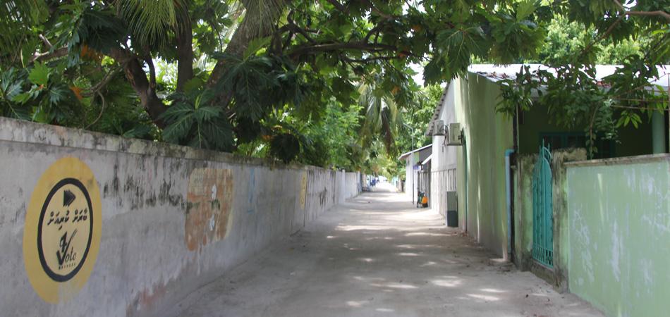 Staytravelling Rasdhoo Malediven