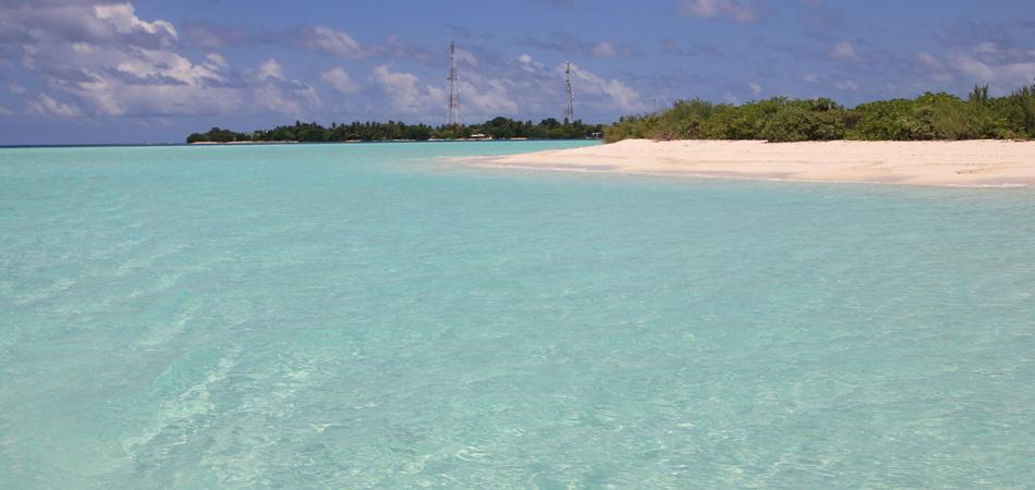 Staytravelling Rasdhoo Sandbank Malediven
