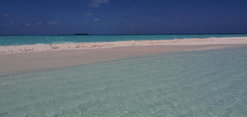 Staytravelling Malediven Abenteuer
