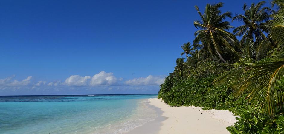Staytravelling Malediven Thinadhoo Best Beach