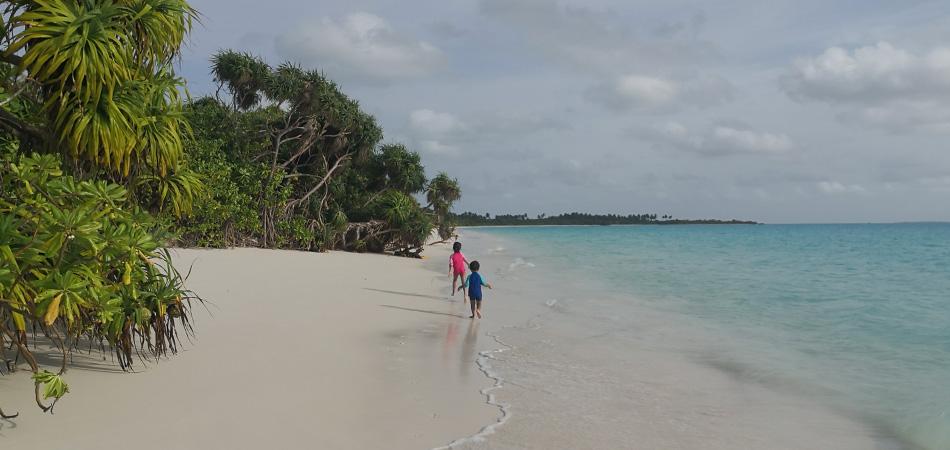 Staytravelling Malediven Robinson Crusoe Insel