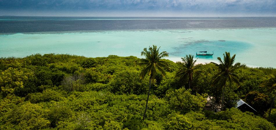 Staytravelling Ari Atoll Katamaran