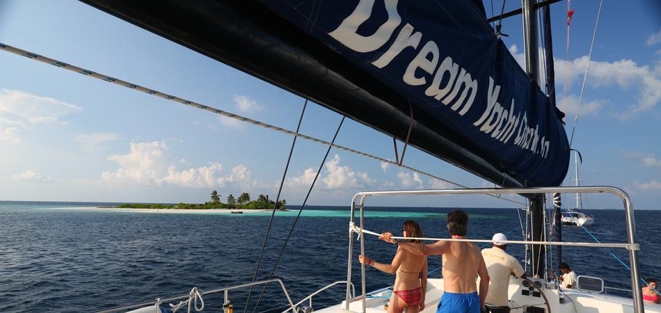 Staytravelling Dream Yacht Malediven