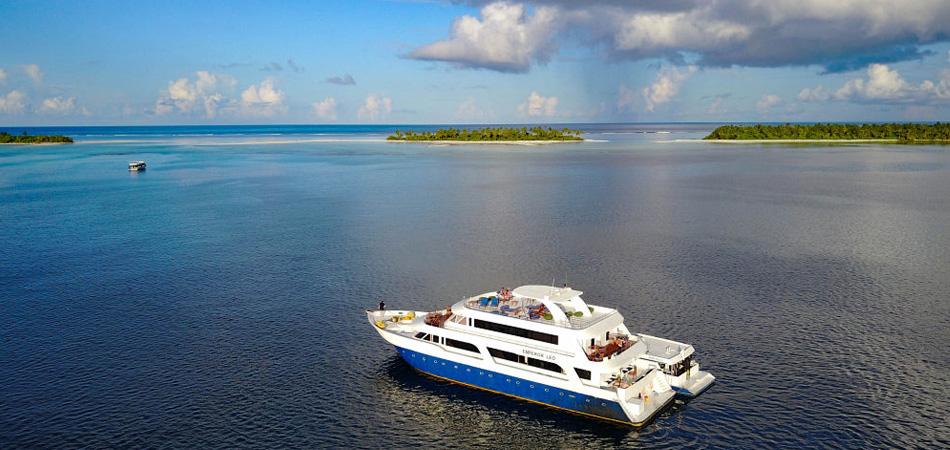Staytravelling Emperor Explorer Malediven