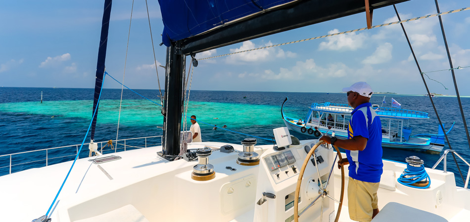 Staytravelling Inselhüpfen Malediven