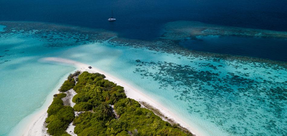 Staytravelling Katamaran Safari Malediven