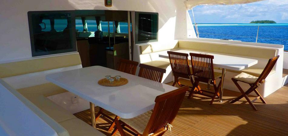 Staytravelling Malediven Catamaran Dream 60