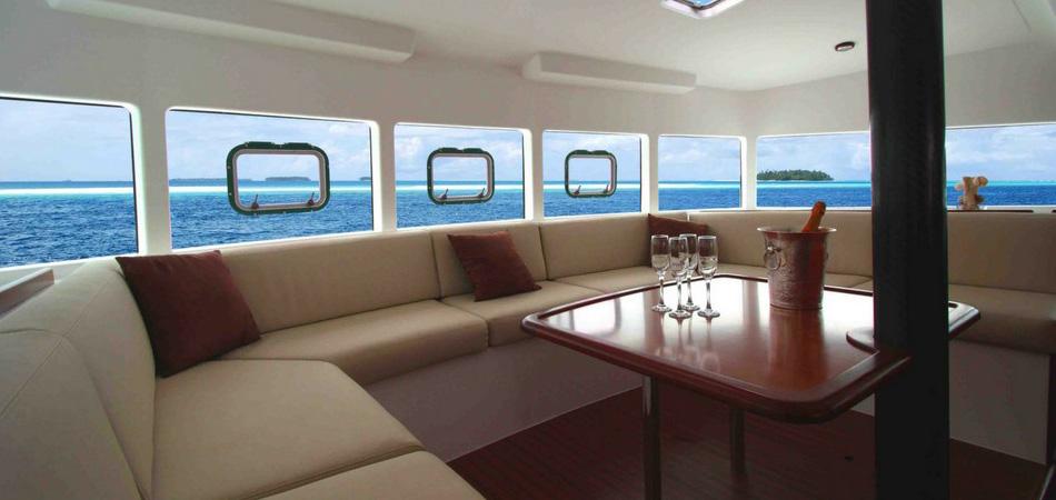 Staytravelling Malediven Catamaran Safari