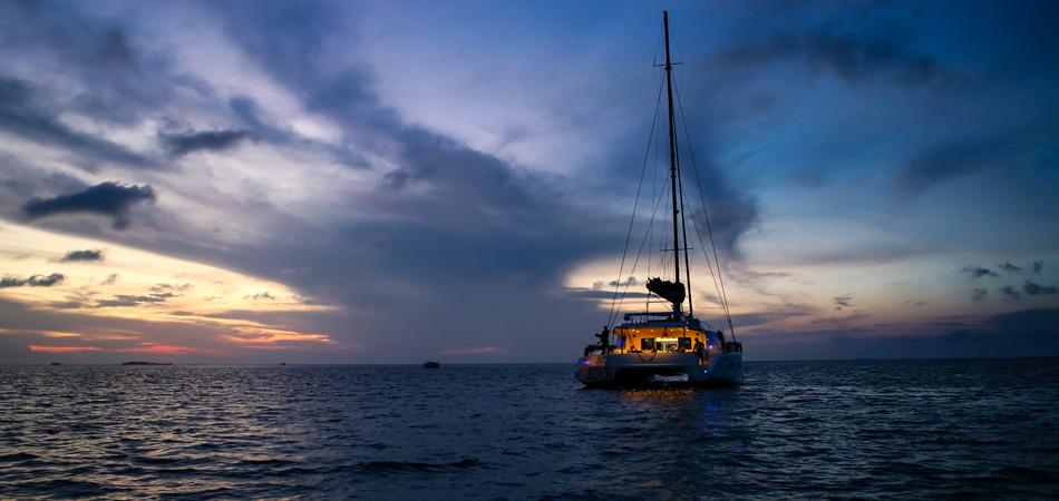 Staytravelling Malediven Dream 60 Yacht